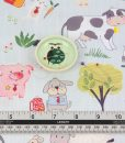 Off to the Farm P and B Textiles Cotton Fabric