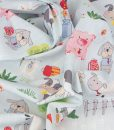 Off to the Farm Cotton Children's Fabric