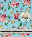 Nadra Ridgeway Floral Fabric Riley Blake Designs
