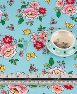 Nadra Ridgeway Floral Fabric Riley Blake Designs