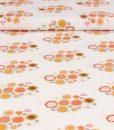 Guinevere in Cream Floral Fabric Riley Blake